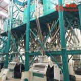 턴키 프로젝트 제분기 옥수수 옥수수 밀가루 맷돌로 가는 선반 기계장치