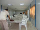 Het geprefabriceerde Frame van het Staal van de Bouw voor Workshop of Pakhuis