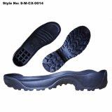 Het Kussen van de lucht EVA TPR Outsole, Donkerblauwe Zool voor de Schoenen van Sporten