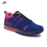 De nieuwe Zolen van het Kussen van de Lucht van de Schoenen van de Sporten van de Tennisschoen van de Manier voor Vrouwen (V006#)