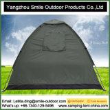 Mini modelo barraca de acampamento ao ar livre da abóbada do lazer de 3 estações