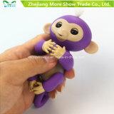 El animal doméstico interactivo electrónico 2017 de la robusteza del juguete del mono del bebé de los pececillos de Wowwee embroma los regalos de Navidad