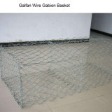 Galfan Gabions e colchão de Gabion