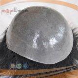 Base completa del silicone tutto il Toupee di Handtied (PPG-l-01310)