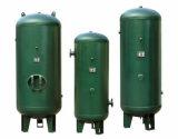 De alta presión de acero al carbono el tanque de aire del compresor de aire
