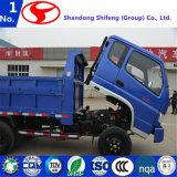 Vrachtwagen van de Kipwagen van wielen de Lichte voor Verkoop