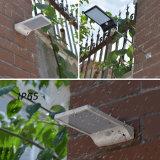 48のLEDsの小さい通りの庭の機密保護のリモート・コントロールの太陽動きセンサーライト