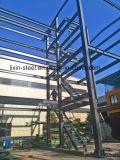 Пять-этажное современное Сборные стальные конструкции инспекции центра рамы