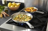 vaschette di frittura dell'acciaio inossidabile 1810tri-Ply (CX-SNF03)