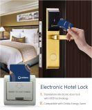Orbita goldener RFID Hotel-Karten-Verschluss mit freier Management-Software