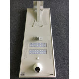 50W 60W IP Camera/Draadloze WiFi allen in Één Zonne LEIDENE Lichte Straat van de Verlichting