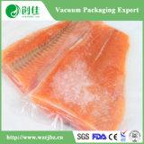 Изготовление мешка вакуума пакета рыб