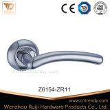 등록 문 기계설비 (z6160-zr09)의 아연 문 손잡이 그리고 손잡이