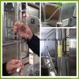Strumentazione di distillazione dell'olio essenziale della menta peperita