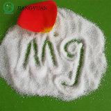 La fórmula química del heptahidrato del sulfato de magnesio es Mgso4.7H2O