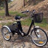 Triciclo Eléctrico Eléctrico para ir de compras para la venta