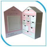家のタイプまたはカスタム包装のギフト用の箱が付いている2018年のアートペーパーボックス