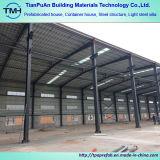 Estrutura de aço de espaço para armazenamento de equipamento mecânico