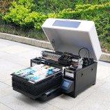 Impressora plástica da pintura da máquina de impressão do guardanapo da etiqueta do frasco