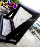 5 tester di larghezza di schermo di film gonfiabile di proiezione posteriore