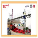 Piattaforma di lavoro rampicante dell'albero della cremagliera & del pignone di prezzi di fabbrica di Tdt per la costruzione di edifici