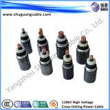 Низкий уровень дыма/низкий уровень содержания галогенов/куб ленту полноэкранные/ПВХ изоляцией/бронированные/PVC пламенно/кабель компьютера