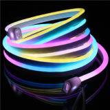 RGB che insegue l'indicatore luminoso al neon della flessione del LED per visualizzazione e fare pubblicità