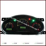 Gruppo di terminali elettrico Hxyb-C dello strumento del tachimetro di Digitahi del motorino del motociclo