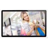 Monitor lleno de la señalización del montaje HD Digitaces de la pared