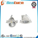 Aluminiumdecke LED Downlight der Leistungs-18W für Gaststätten