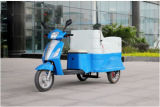 전기 3 선회된 물통 차 - 전기 환경 위생 차량