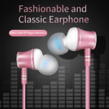 High Quality Metal in-Ear Earphone with Mic for iPhone