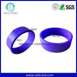 T5577 делают Wristband водостотьким силикона RFID в Waterspa