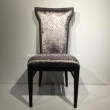 Foshan-Hotel-Möbel-Metallesszimmer-Stuhl-Großverkauf