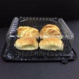 Imballaggio di plastica libero della scatola da pasticceria dello swiss roll