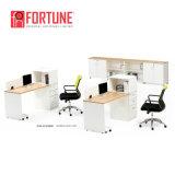 Am meisten-Populäre hölzerne Büro-Arbeitsplatz-Partition modular (FOH-SF-B1606)