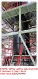 Het oude Duren van Versterkte Geomembrane met Vlotte & Geweven Oppervlakte