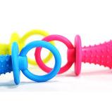 Chupete TPR mascota juguetes con sonido de campana dentro de cachorro masticar los juguetes para perro /Cat.
