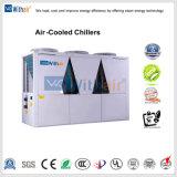 Grande refrigeratore liquido raffreddato del rotolo aria