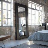 Estilo moderno Modcasa permanente de madeira/Espelho de Parede