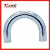 Ss316Lstainless acier Collier sanitaire coude à 90 degrés Bend