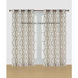 Tenda di finestra domestica combinata del jacquard della tessile di colore chiaro