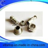 Fabricante de torneado y que muele del metal del CNC por encargo de la precisión de la parte