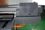 Impressora dobro UV direta da canaleta 7-Color da cabeça 12 do diodo emissor de luz de Digitas Byc168-6b da venda da fábrica