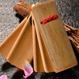 Allegro sua portinhola instrumento musical chineses Castanets Kuaiban Bambu, suas portinholas Allegro Allegro instrumento tradicional