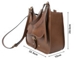 2018年のFashion Handbags PU Leatherヨーロッパデザイナー女性女性の袋(WDL0985)