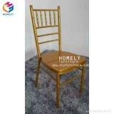Présidence empilable Hly-Cc058 de Tiffany Chiavari de meubles d'hôtel