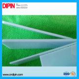 Feuille de plastique de polystyrène