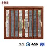 Interiore di vetro di alluminio o esterno del portello scorrevole di nuovo disegno