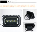 Holofote LED impermeável 100-400IP65 W Holofotes de LED de exterior AC85-265V